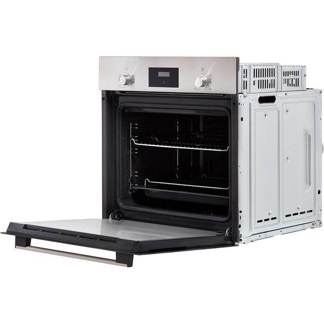 Bosch Serie 2 HHF113BR0B Built In Electric Single Oven - Stainless Steel - HHF113BR0B_SS - 5