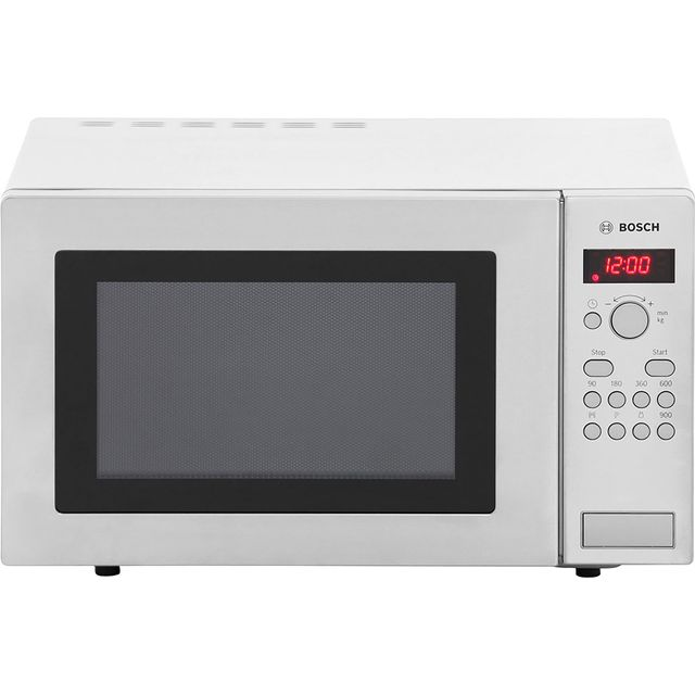 BOSCH HMT84M451B Solo Microwave - Stainless Steel