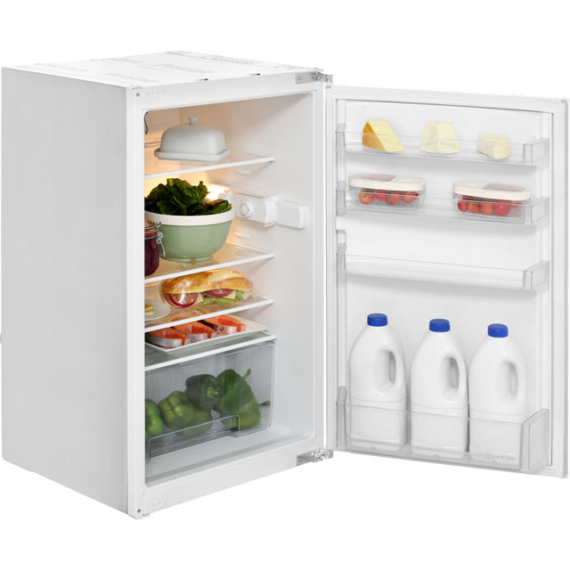 NEFF N50 K1514X7GB Built In Fridge - White - K1514X7GB - 1