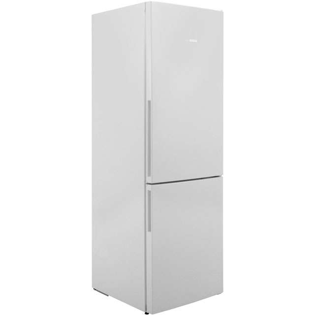 Bosch Serie 4 KGE36VW4A 60/40 Fridge Freezer - White - KGE36VW4A_WH - 1