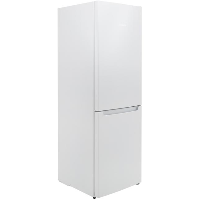 Bosch Serie 2 KGN33NW3AG 60/40 Frost Free Fridge Freezer - White - A++ Rated