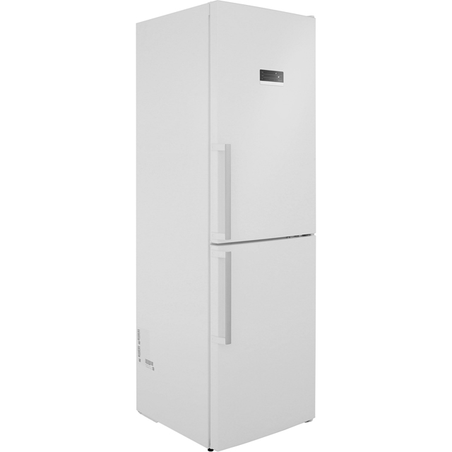 Bosch Serie 4 KGN34XW35G 50/50 Frost Free Fridge Freezer - White - A++ Rated - KGN34XW35G_WH - 1