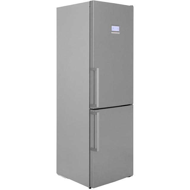 Bosch Serie 6 60/40 Frost Free Fridge Freezer - Stainless Steel Effect - A++ Rated