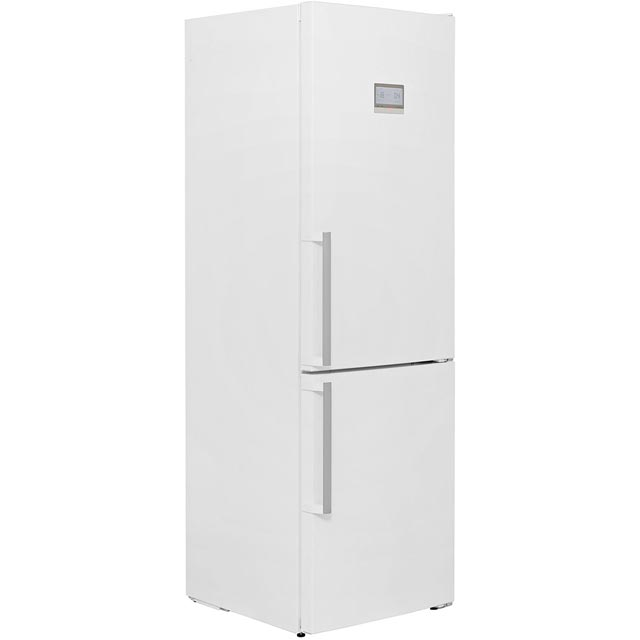 Bosch Serie 6 60/40 Frost Free Fridge Freezer - White - A++ Rated