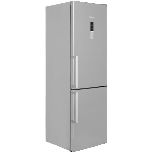 Bosch Serie 6 KGN36HI32 Wifi Connected 60/40 Frost Free Fridge Freezer - Stainless Steel Effect - A++ Rated - KGN36HI32_IX - 1