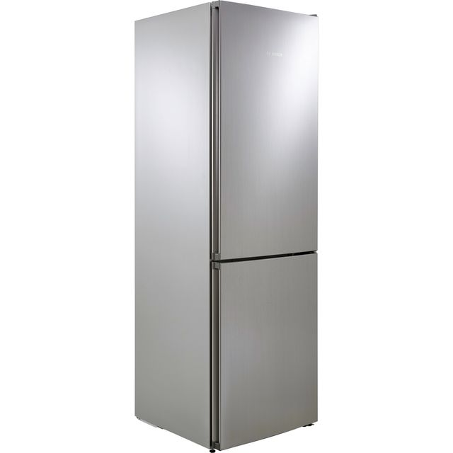 Bosch Serie 4 KGN36VL35G 60/40 Frost Free Fridge Freezer - Stainless Steel - A++ Rated Best Price, Cheapest Prices