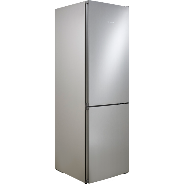 Bosch Serie 4 KGN36VLEAG 60/40 Frost Free Fridge Freezer – Stainless Steel Effect – A++ Rated