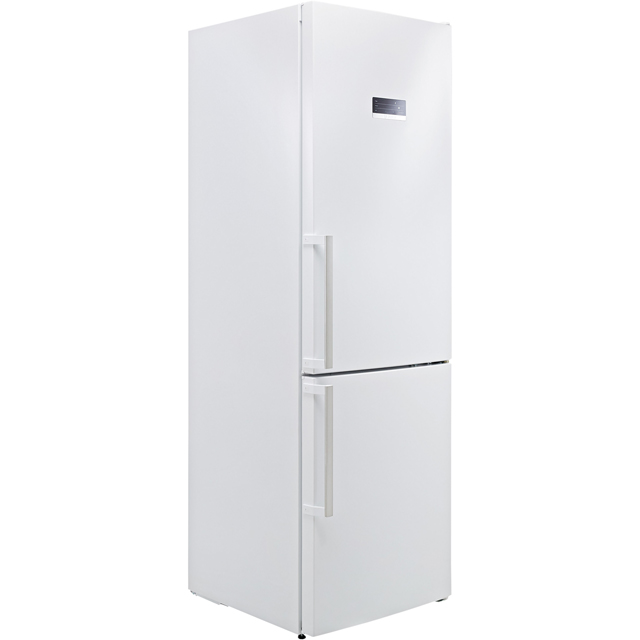 Bosch Serie 4 KGN36XW35G 60/40 Frost Free Fridge Freezer - White - A++ Rated - KGN36XW35G_WH - 1