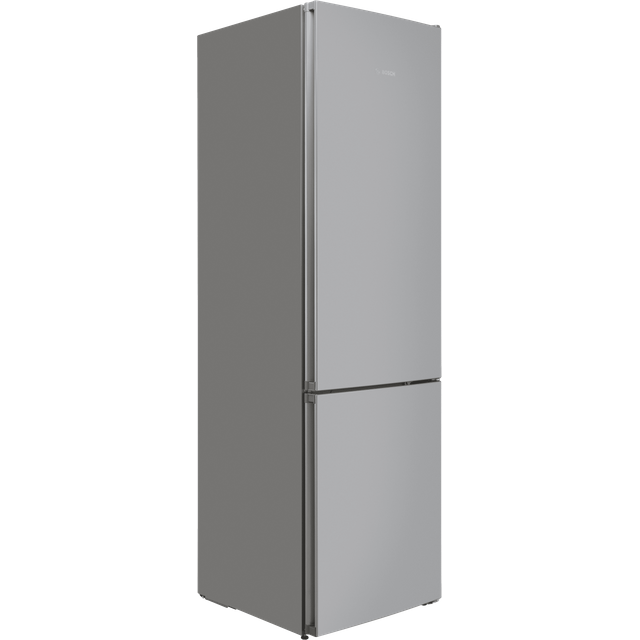 Bosch Serie 4 KGN39VLEAG 70/30 Frost Free Fridge Freezer – Stainless Steel Effect – E Rated