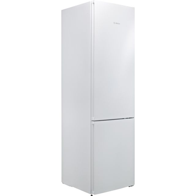 Bosch Serie 4 KGN39VW35G 70/30 Frost Free Fridge Freezer - White - KGN39VW35G_WH - 1