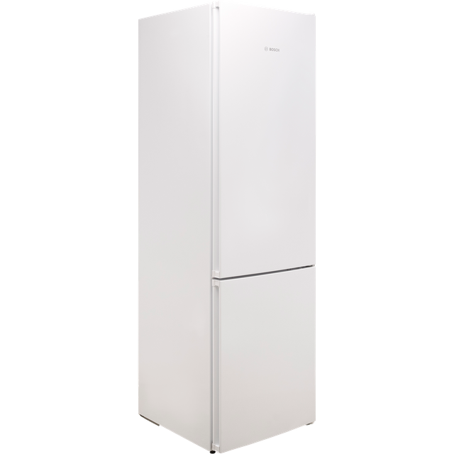 Bosch Serie 4 KGN39VWEAG 70/30 Frost Free Fridge Freezer - White - A++ Rated - KGN39VWEAG_WH - 1