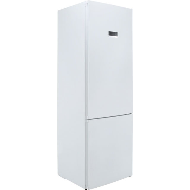 Bosch Serie 4 KGN49XW30 60/40 Frost Free Fridge Freezer - White - A++ Rated - KGN49XW30_WH - 1
