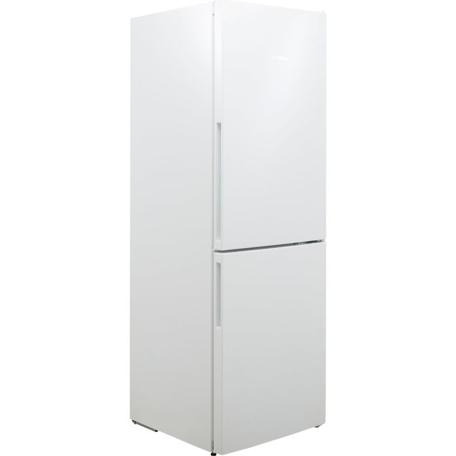 Bosch Serie 4 KGV33UW30G 60/40 Fridge Freezer - White - A++ Rated - KGV33UW30G_WH - 1
