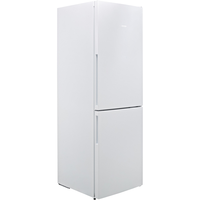 Bosch Serie 4 KGV33XW30G 60/40 Fridge Freezer - White - A++ Rated - KGV33XW30G_WH - 1
