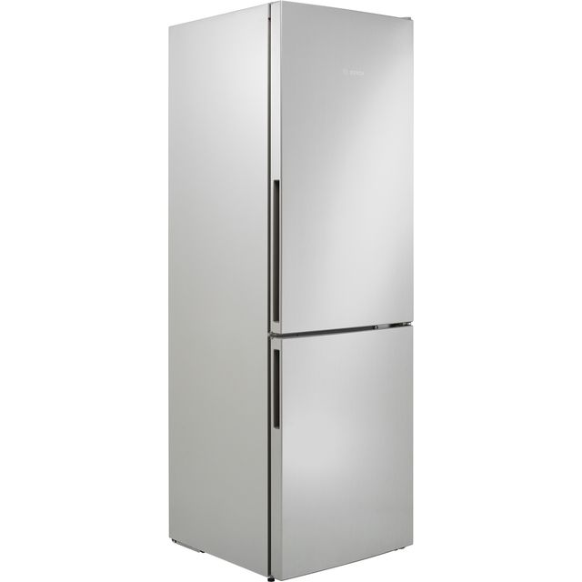 Bosch Serie 4 KGV36VL32G 60/40 Fridge Freezer - Stainless Steel Effect - A++ Rated - KGV36VL32G_SSL - 1