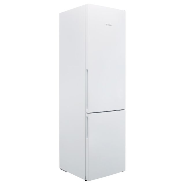 Bosch Serie 4 KGV39VW32G 70/30 Fridge Freezer - White - A++ Rated - KGV39VW32G_WH - 1