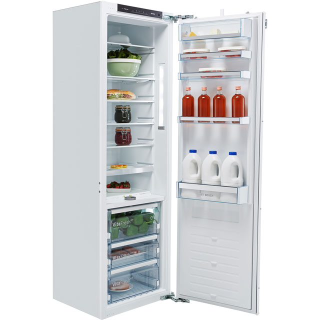 Bosch Serie 8 KIF81PF30 Built In Fridge - White - KIF81PF30_WH - 1