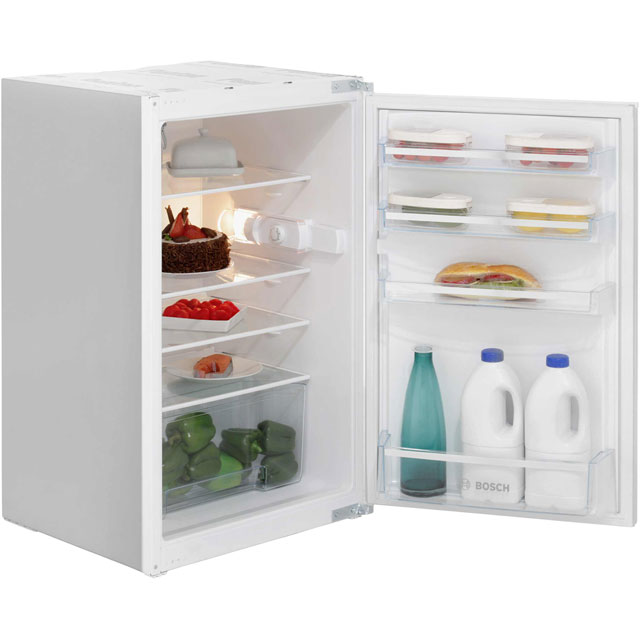 Bosch Serie 4 KIR18V20GB Built In Fridge - White - KIR18V20GB - 1