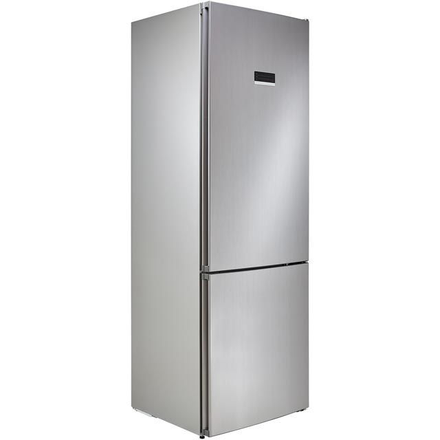 Bosch Serie 2 KIV38X22GB Built In Fridge Freezer - White - KIV38X22GB_WH - 1