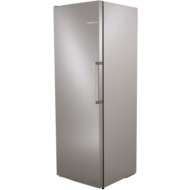 Bosch Serie 4 KSV33VL3PG Fridge - Stainless Steel Effect - A++ Rated