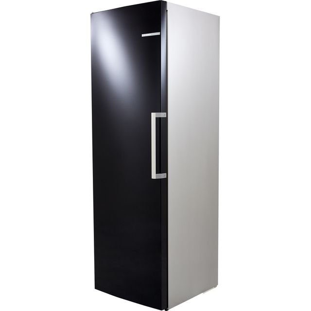 Bosch Serie 4 KSV36VB3PG Fridge - Black - KSV36VB3PG_BK - 1