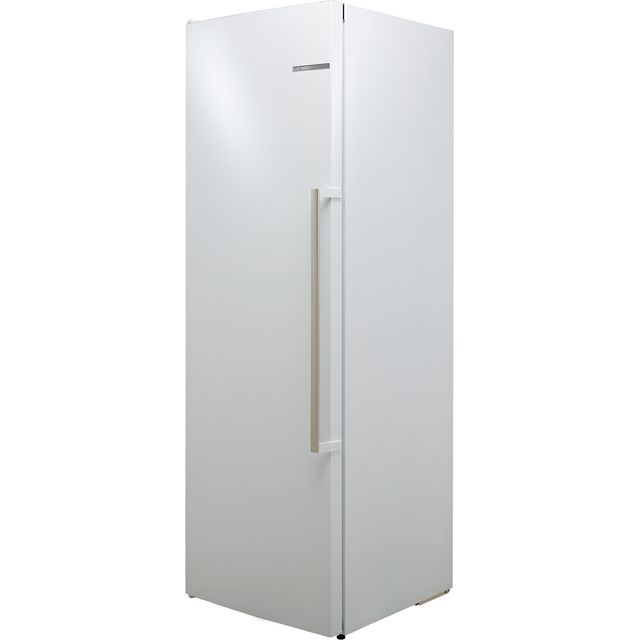 Bosch Serie 4 KSV36VW3PG Fridge - White - A++ Rated - KSV36VW3PG_WH - 1