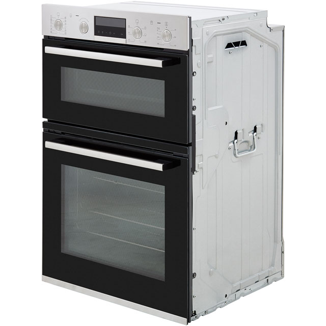 Bosch Serie 6 MBA5785S0B Built In Double Oven - Stainless Steel - MBA5785S0B_SS - 5