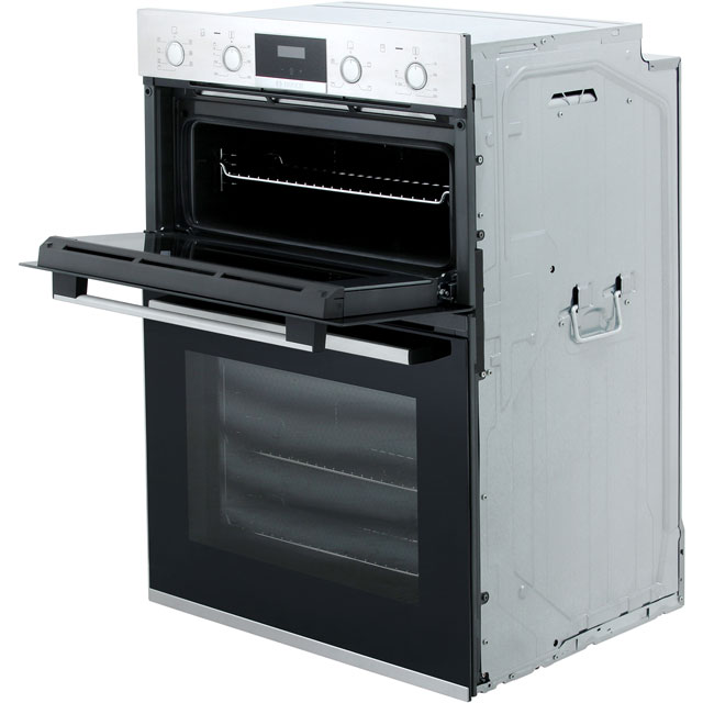 Bosch Serie 4 MBS533BW0B Built In Double Oven - White - MBS533BW0B_WH - 5