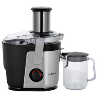 Bosch MES4000GB Centrifugal Juicer - Silver