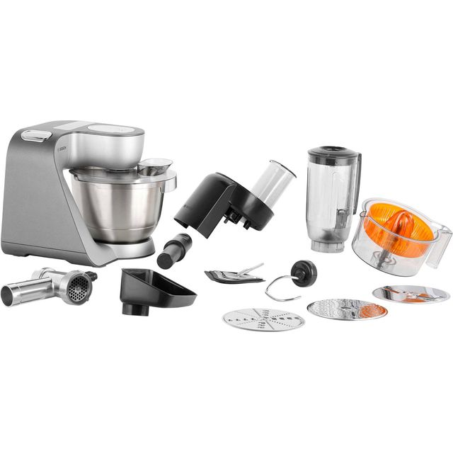 Bosch Stand Mixer with 3.9 Litre Bowl - Silver