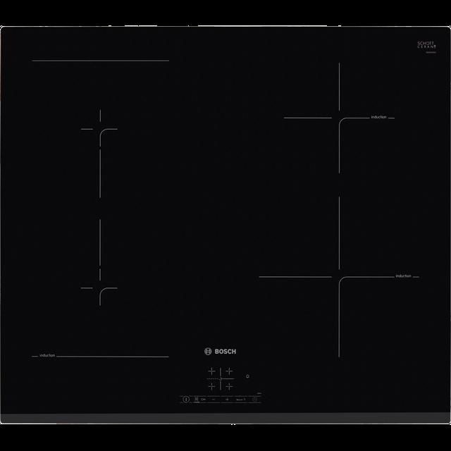 Bosch Serie 4 PWP631BF1B 59cm Induction Hob – Black