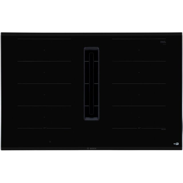 Bosch Serie 8 PXX875D67E Built In Induction Hob - Black