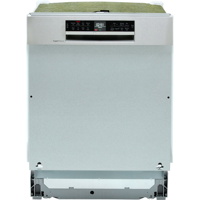Bosch Built In And Integrated Standard Dishwashers For 13