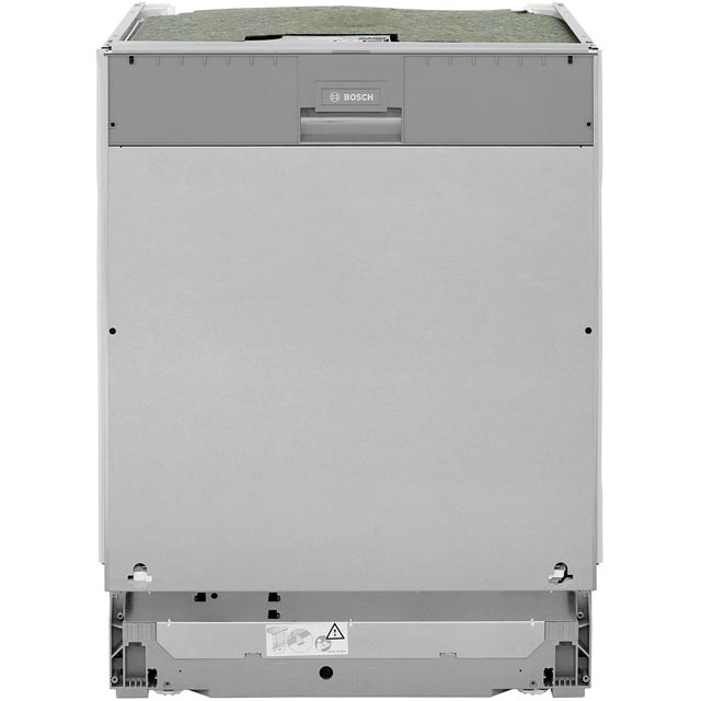 Bosch Serie 6 SMV68MD00G Fully Integrated Standard Dishwasher - Stainless Steel - SMV68MD00G_SS - 2