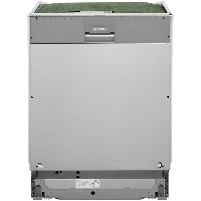 Bosch Serie 6 SMV68MD02G Fully Integrated Standard Dishwasher - Stainless Steel - SMV68MD02G_SS - 3
