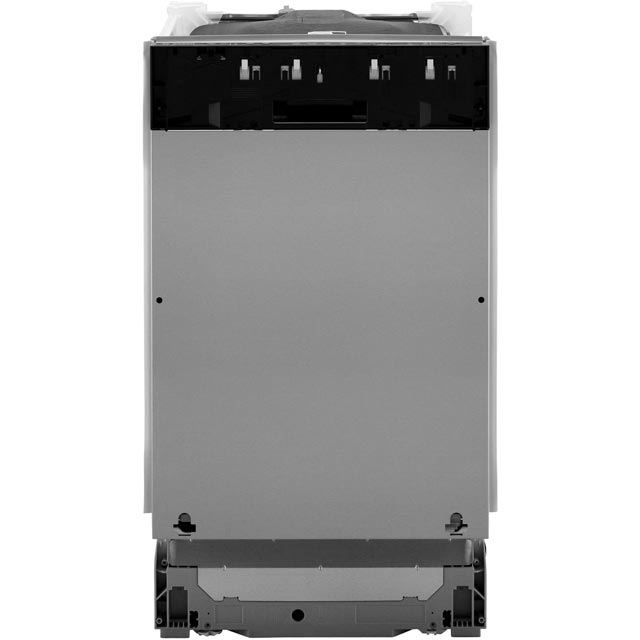 Bosch Serie 2 SPV25CX00G Fully Integrated Slimline Dishwasher - Black - SPV25CX00G_SS - 3