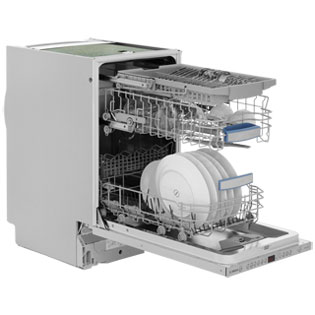 Bosch integrated slimline dishwasher