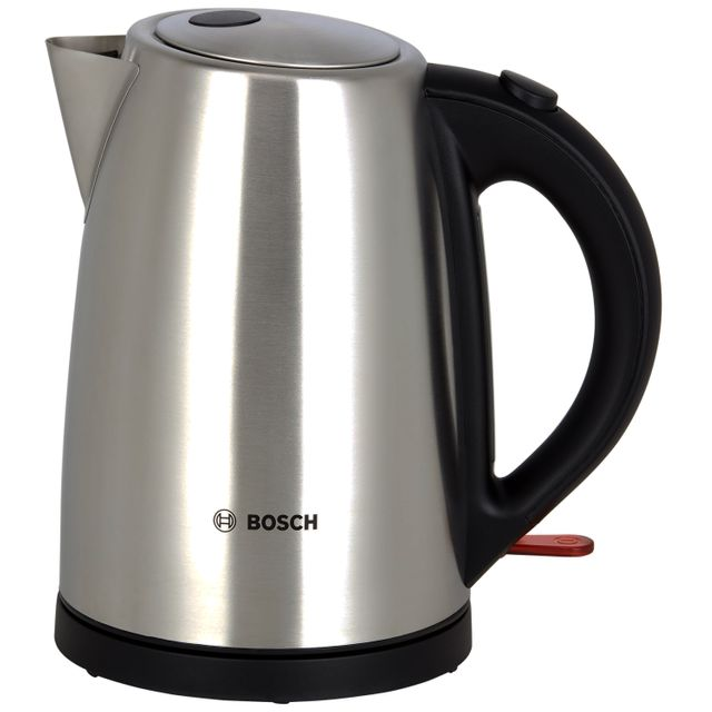 Bosch CityII TWK78B01GB Kettle - Stainless Steel - TWK78B01GB_SS - 1