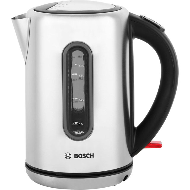 Bosch City TWK7901GB Kettle - Silver - TWK7901GB_SI - 1