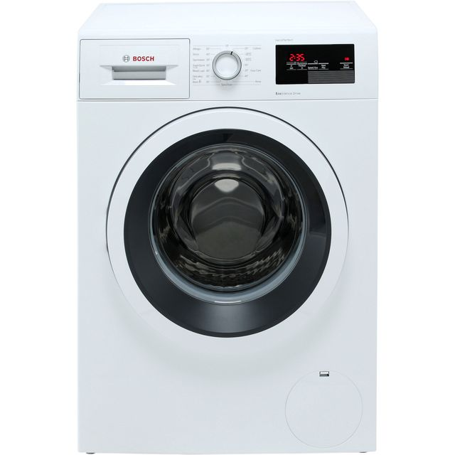 Bosch Serie 6 WAT28371GB 9Kg Washing Machine with 1400 rpm - White - A+++ Rated - WAT28371GB_WH - 1