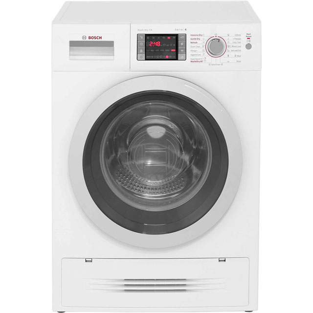 Bosch Serie 6 WVH28422GB 7Kg / 4Kg Washer Dryer with 1400 rpm - White