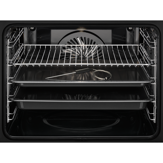AEG Mastery BPE642020M Built In Electric Single Oven - Stainless Steel - BPE642020M_SS - 2