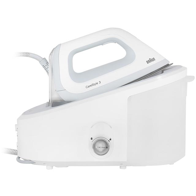 Braun IS3041 Steam Generator Iron in White