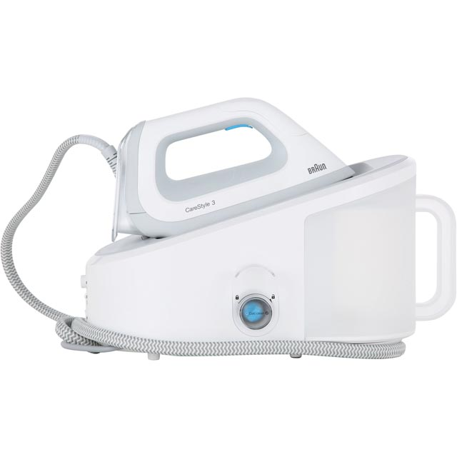 Braun Pressurised Steam Generator Iron