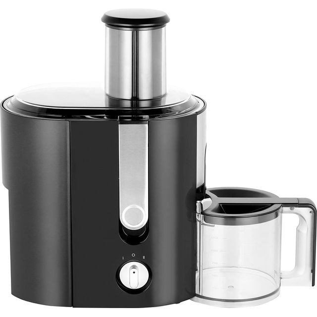 Braun Multiquick J500 Centrifugal Juicer - Black - J500_BK - 1