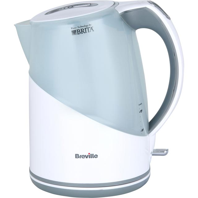 Breville Brita Maxtra VKJ932 Kettle with Brita Filtration - White