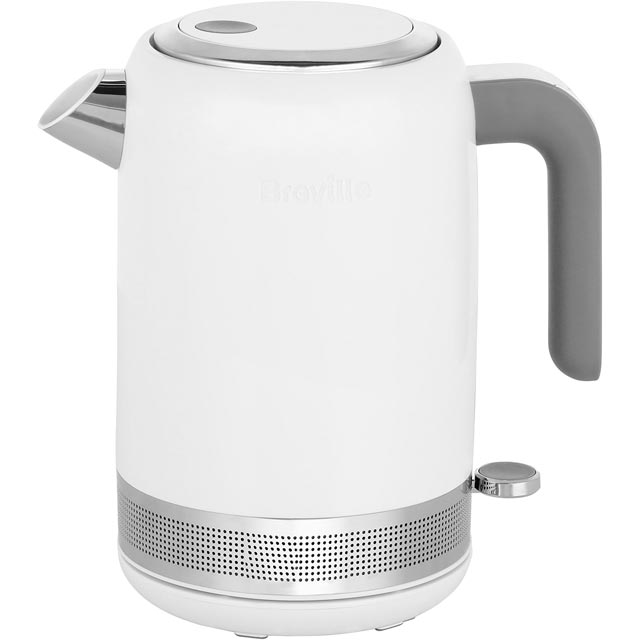 Breville High Gloss Kettle - White
