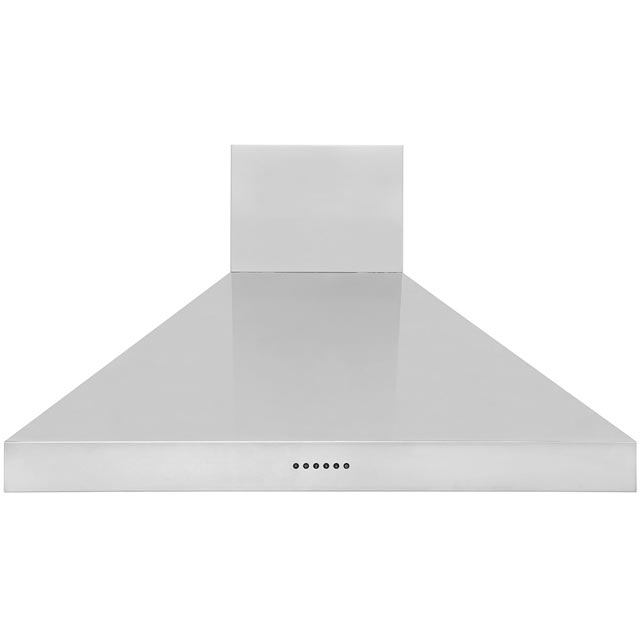 Britannia Latour 100 cm Chimney Cooker Hood - Stainless Steel - A Rated