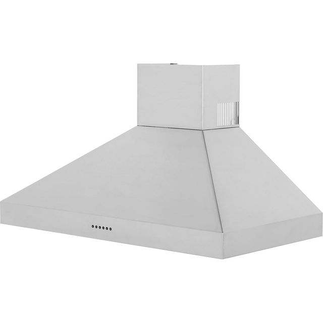 Britannia Latour HOOD-BTH100-GB Built In Chimney Cooker Hood - Black Gloss - HOOD-BTH100-GB_BK - 4