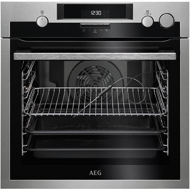 AEG Mastery Electric Single Oven - Stainless Steel